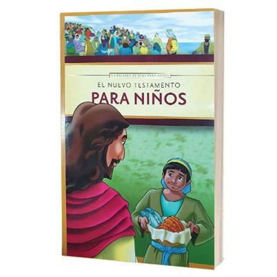 Nuevo Testamento para Niños (Rústica) [Nuevo testamento]