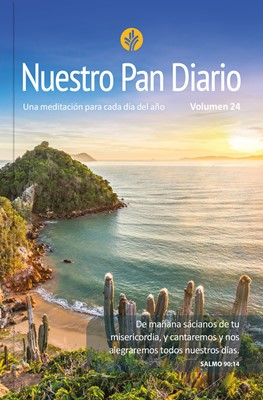 Nuestro Pan Diario Volumen 24 Paisaje (Tapa rústica suave)