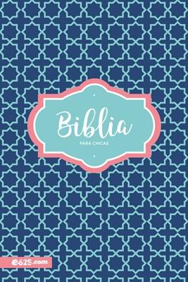 Biblia Para Chicas NBV (Rustica) [Biblia]