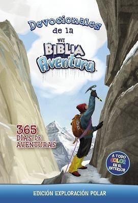 Devocionales de la BIblia Aventura [Libro]
