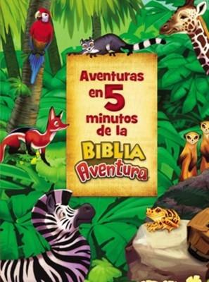 Aventuras En 5 Minutos De La Biblia Aventura [Libro]