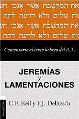 Jeremías y Lamentaciones (Rustica) [Libro]