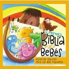 Primera Biblia para bebés (tapa dura cierre) [Biblias para Niñ@s]