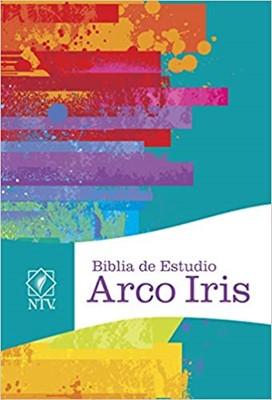 Biblia de Estudio Arco Iris NTV (Tapa Dura) [Biblia]