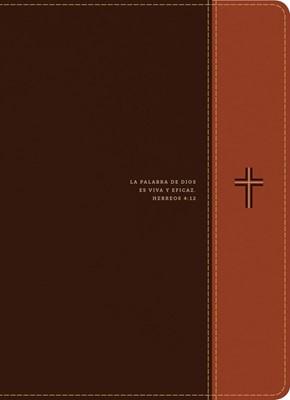 Biblia de estudio del diario vivir RVR60 (Simil piel) [Biblia]