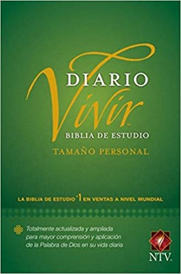 Biblia de Estudio del Diario Vivir NTV (Rústica) [Biblia]