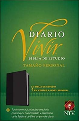 Biblia de Estudio del Diario Vivir NTV (Simil piel) [Biblia]
