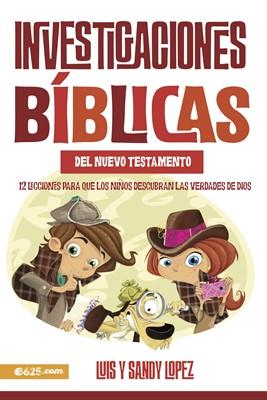 Investigaciones Bíblicas del Nuevo Testamento (Rústico) [Libro]