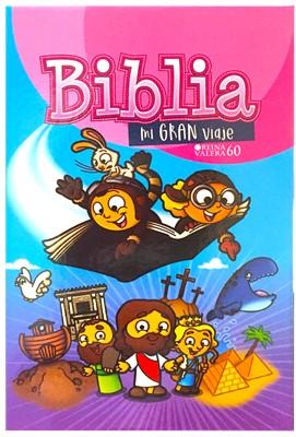 Biblia mi Gran Viaje - Tapa Dura [Biblia]