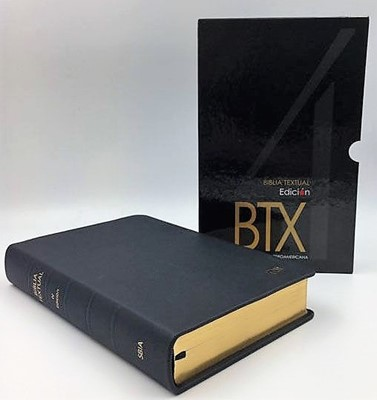 Textual IV Edición (Piel Genuina) [Biblia]