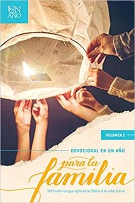 Devocional En Un Año para la Familia [Libro]