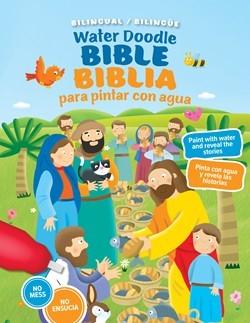 Biblia Para Pintar con Agua [Biblia]