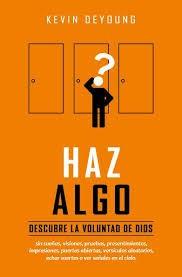 Haz Algo (Rustica) [Libro]