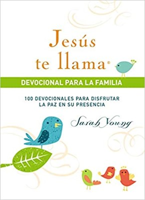 Jesús Te Llama Devocional Para La Familia