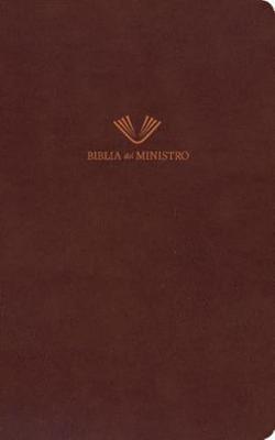 Biblia del Ministro RVR60 (Imitación Piel) [Biblia]