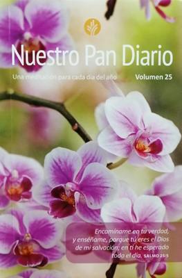 Nuestro Pan Diario 2021 Flores (Rustica) [Devocional ]