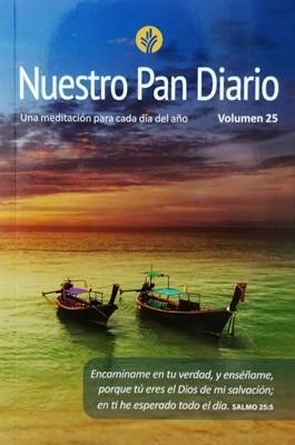 Nuestro Pan Diario Paisaje 2021 (Rustica) [Devocional ]