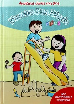Nuestro Pan Diario Niños 2021 (Tapa Dura ) [Devocional ]