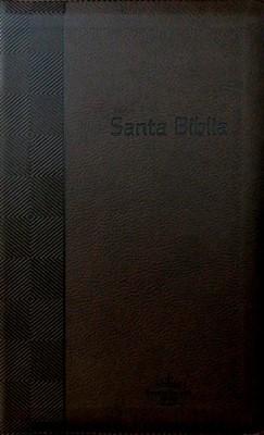 Biblia RVR60 Letra Grande Tamaño Manual (Imitación Piel ) [Biblia]