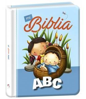 Mi Biblia ABC (Tapa Dura ) [Libro]