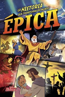Épica (Tapa Dura) [Biblia]