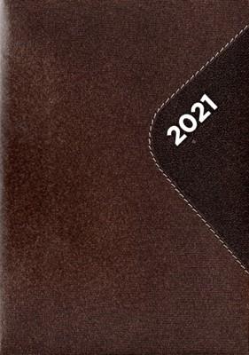 Diario De Promesas Para Tu Vida 2021 (Acolchada) [Agenda]