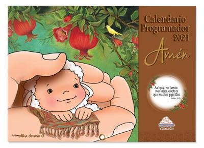 Calendario Programador 2021 (Rústico ) [Calendario]
