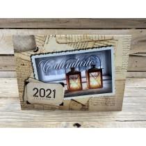 Calendario Vintage 2021 (Rústica)