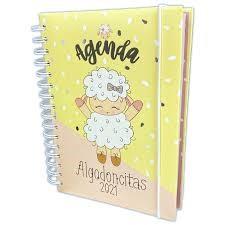 Agenda 2021 Algodoncitas (Tapa dura acolchada) [Agenda]