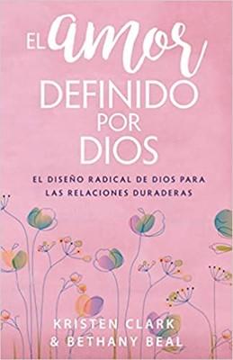 El Amor Definido por Dios (Rústico) [Libro]