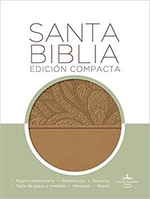 Biblia RVR60 Compacta Marron (Símil piel) [Biblia]