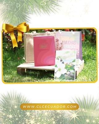 Biblia RVR60 Promesas Rosa Acolchada con Cierre (Acolchada Textil) [Gift]
