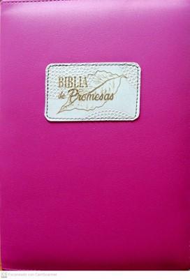 Biblia RVR60 Promesas Letra Grande (Imitación Piel ) [Biblia]