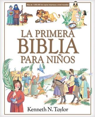 La Primera Biblia para Niños (Tapa Dura ) [Libro]