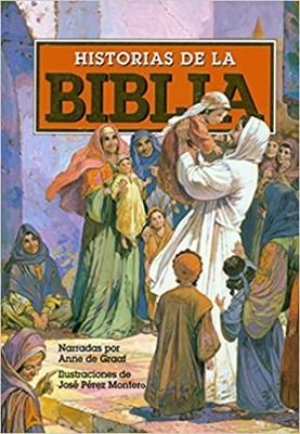 Historias de la biblia (Tapa Dura) [Biblias para Niñ@s]