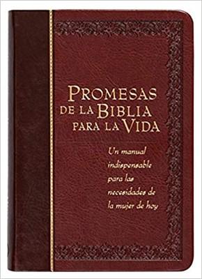 Promesas de la Biblia Para La Vida (Simil Piel) [Libro]
