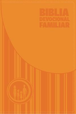 Biblia devocional familiar (Simil Piel) [Biblia]