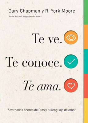 Te Ve. Te Conoce. Te Ama (rustica blanda) [Libro Bolsillo]
