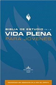 Vida Plena para Jóvenes RVR60 (Tapa Dura) [Biblia de Estudio]