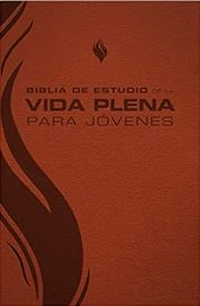 Biblia de estudio RVR 1960 de la vida plena para Jóvenes TD (imitación Piel) [Biblia de Estudio]