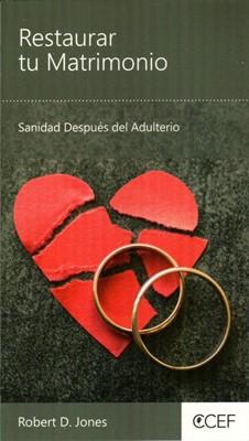 Restaurar tu matrimonio (Flexible Rústica) [libro de bolsillo]
