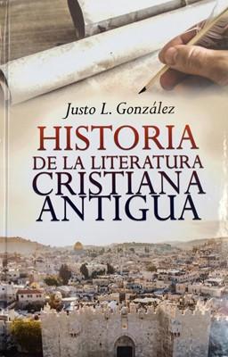Historia de la Literatura Cristiana Antigua (Tapa Dura) [Libro]