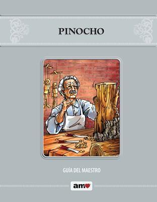 Pinocho/Guía del Maestro (Rústica/Anillado) [Libro]