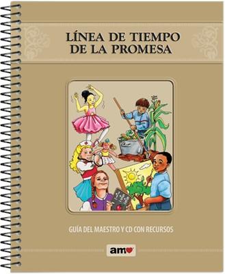 Línea de Tiempo de la Promesa/Guía del Maestro (Rústica/Anillado) [Libro]