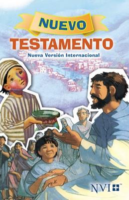 Nuevo Testamento Para Niños (Rústica) [Libro]
