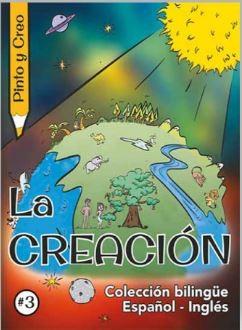 Pinto y creo: La Creacion (Rustica Blanda) [Libro]