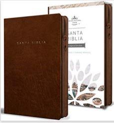 Biblia Reina Valera 1960 letra grande (imitación Piel) [Biblia]