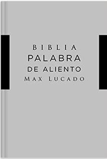 NVI Santa Biblia, Lucado (Rustica tapa dura) [Biblia]