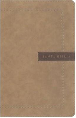 NBLA SANTA BIBLIA, LETRA GRANDE (tapa tipo piel) [Biblia]