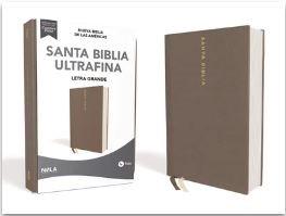 NBLA SANTA BIBLIA ULTRAFINA (tapa dura) [Bíblia]